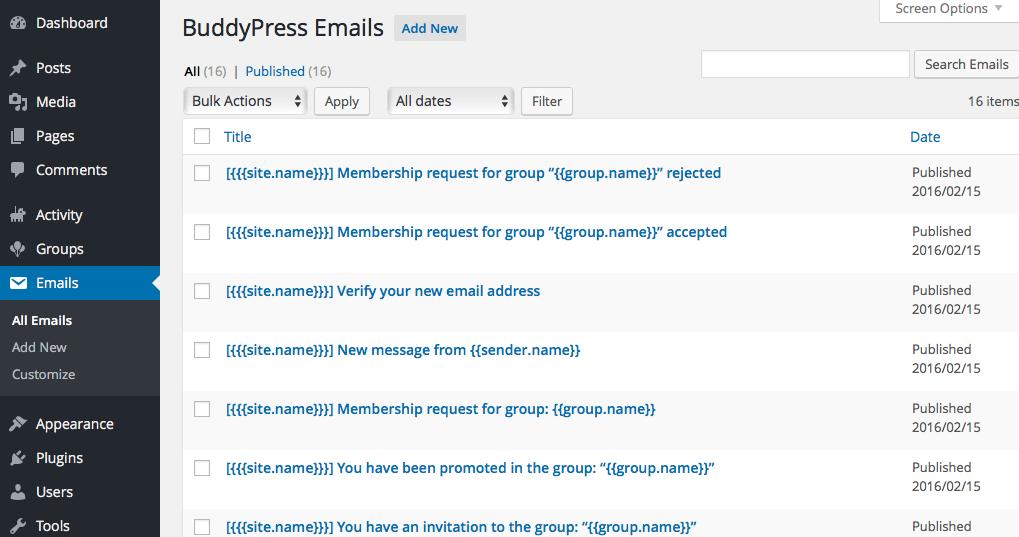 e.mails