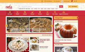 nefisyemektarifleri.com home page