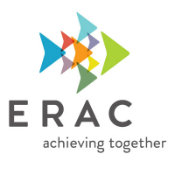 ERAC New Logo on white background